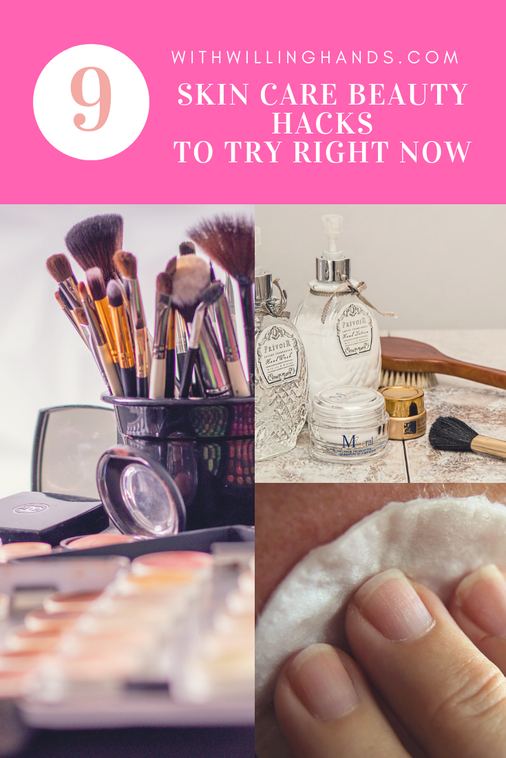 9 Beauty Hacks for Skin Care